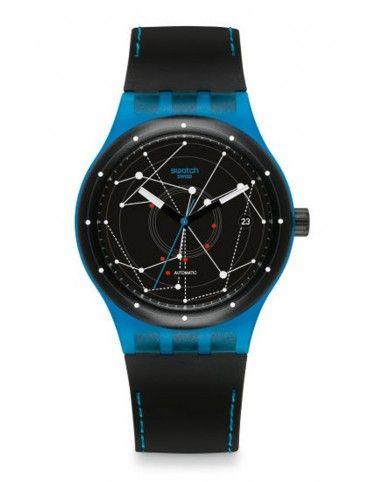Reloj Swatch Sistem51 Blue unisex SUTS401