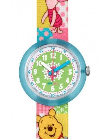 Reloj Flik Flak Winnie The Pooh FLNP003