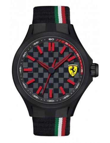 Reloj Ferrari hombre 0830215 Pit Crew TR90