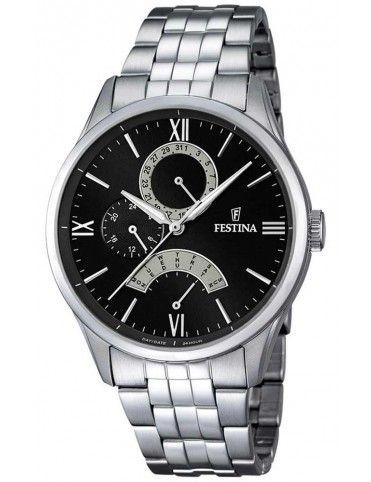 Reloj Festina hombre F16822/2 Multifunción