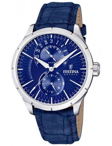 Reloj Festina Multifunción hombre F16573/7