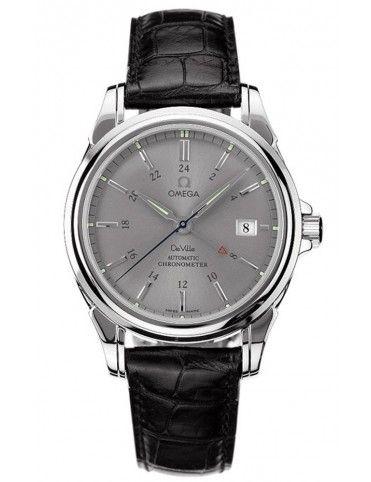Reloj Omega hombre De Ville GMT O48334031