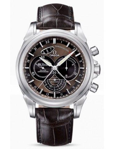 Reloj Omega hombre De Ville GMT O42213445213001