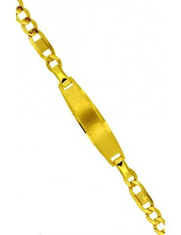Pulsera Esclava Oro 18Kts ATL080CHR