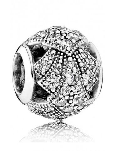 Charm Pandora plata Abanico Oriental 791906CZ