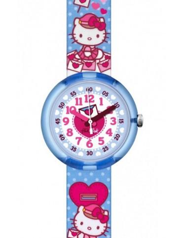 Reloj Flik & Flak Hello Kitty Mail niña FLNP024