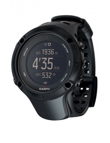 Reloj Suunto AMBIT3 Peak hombre Black (HR) SS020674000