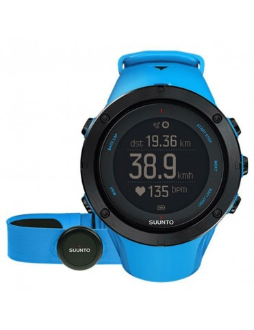 Reloj Suunto Ambit3 Peak Saphire Blue (HR) SS022305000