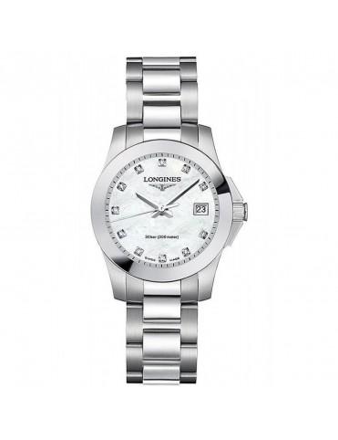 Reloj Longines Conquest Mujer L32774876