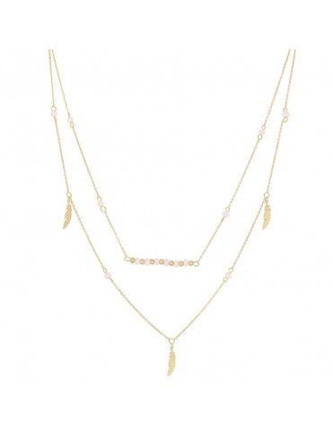 Collar Anartxy Acero Mujer COA268