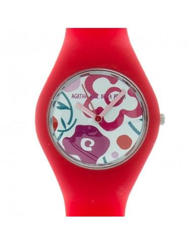Reloj Agatha Ruiz de la Prada Niña Flowers Watch Polo AGR152