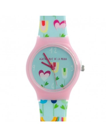 Reloj Agatha Ruiz de la Prada Niña Rainbow Watch Small AGR164