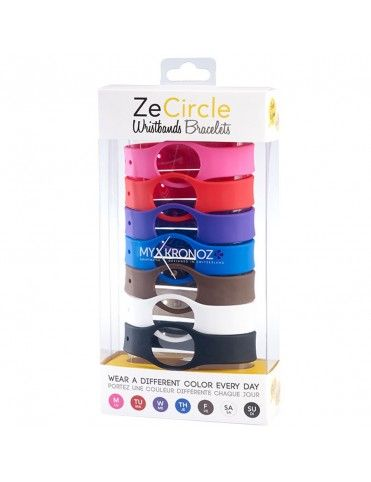 Set pulseras MyKronoz ZeCircle Wristbands CIRCLE-CLASICO