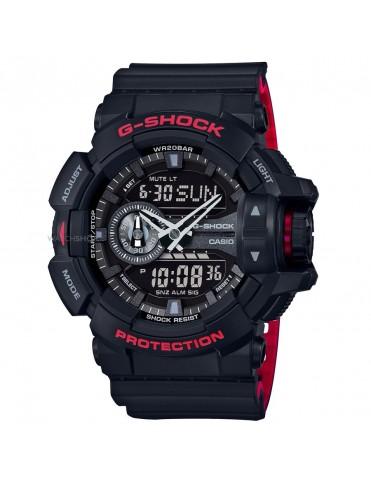 Reloj Casio G-Shock Hombre Cronógrafo GA-400HR-1AER
