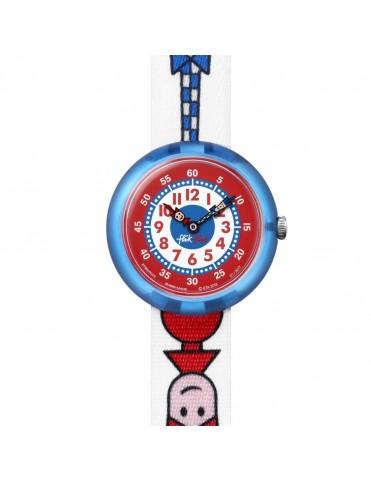 Reloj Flik Flak Niño Niña Ticking Right FBNP079