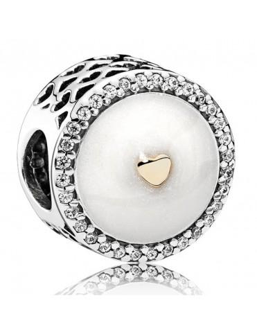 Charm Pandora Plata Corazón Precioso 792073EN23