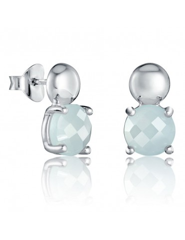 Pendientes Viceroy Plata Mujer 7074E000-42