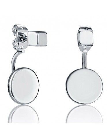 Pendientes Viceroy Acero Mujer 3207E11000