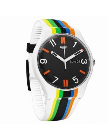 Reloj Swatch Hombre Ligne de fuite SUOW708