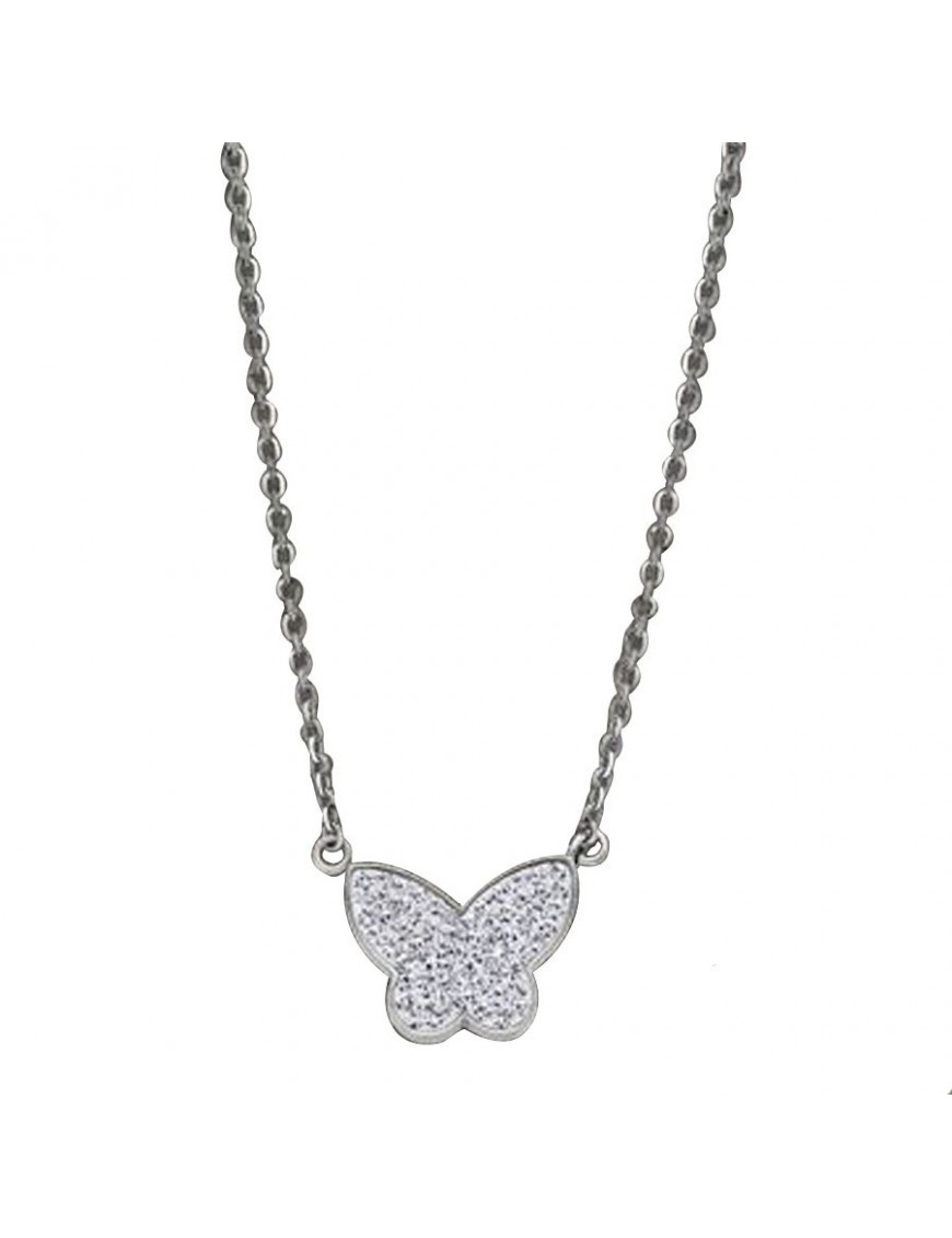 Collar Lotus Style Mujer Acero LS1865-1/1