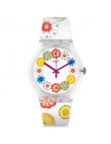 Reloj Swatch Mujer Kumquat SUOK127