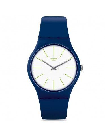 Reloj Swatch Hombre Bluesounds SUON127