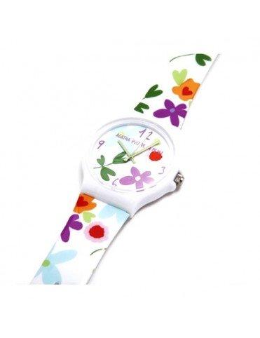 Reloj Agatha Ruiz de la Prada Mujer Flip Jardín AGR213