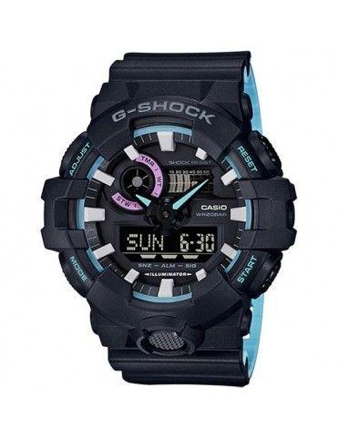 Reloj Casio G-Shock Hombre Cronógrafo GA-700PC-1AER