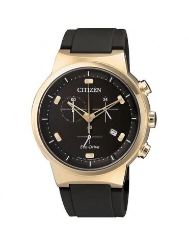 Reloj Citizen Eco-Drive Hombre Cronógrafo AT2403-15E