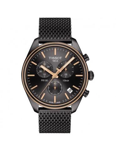 Reloj Tissot PR 100 Cronógrafo hombre T104172306100