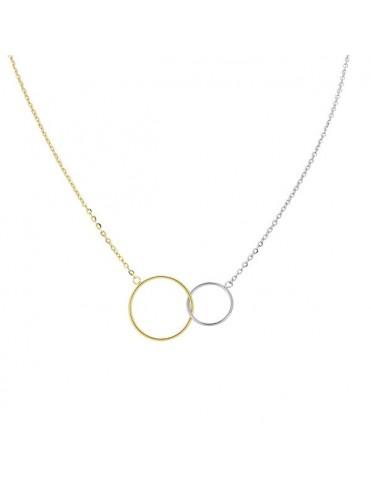 Collar Anartxy Acero Mujer COA361COM