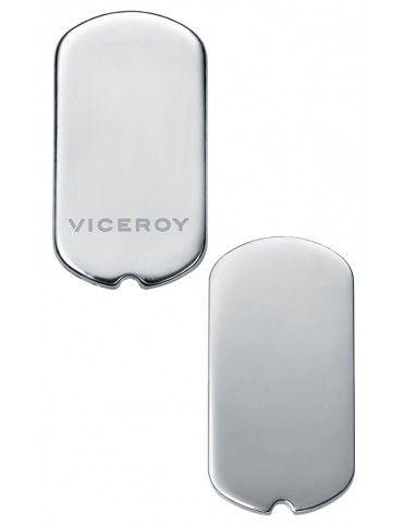 MEDALLÓN VICEROY PLAISIR ACERO HOMBRE VMC0016-00