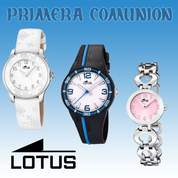 Colección comunión Lotus