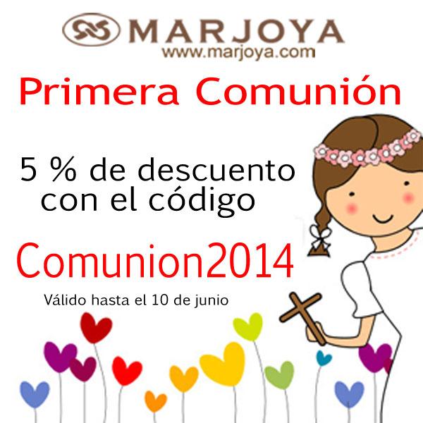 Campaña promocional Comunión 2014