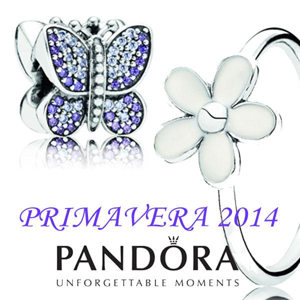 Colección Pandora primavera 2014