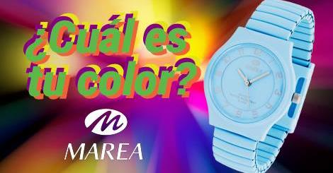Marea color