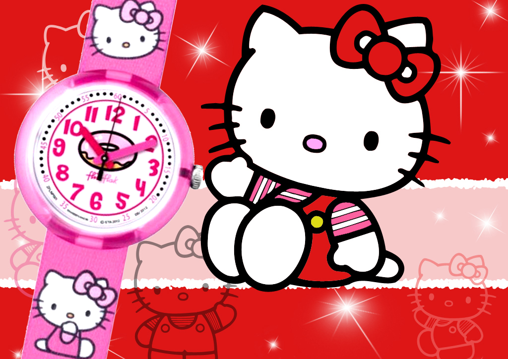 16 - Agosto (Hello Kitty)