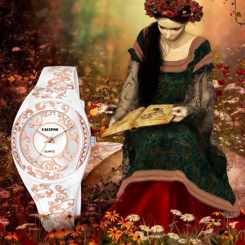 Calypso la ficción tan bella como la realidad