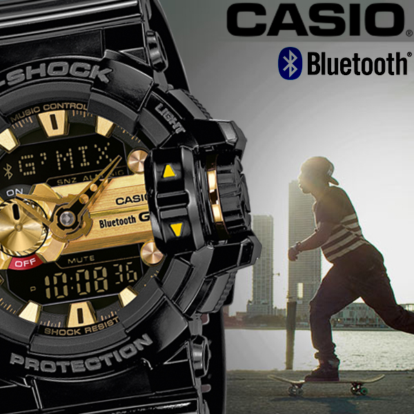 Banner G-Shock Bluetooth