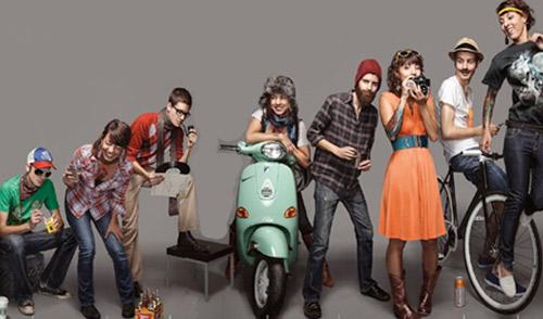 Estilo hipster o indie