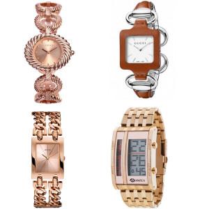 Relojes con pulseras originales