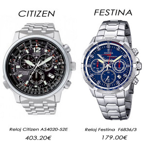 FESTINA-CITIZEN