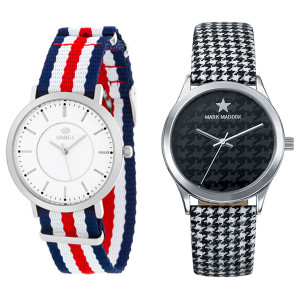 Relojes-textil