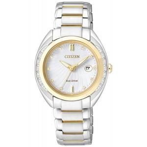 Reloj Citizen Eco-Drive mujer EW2254-58A