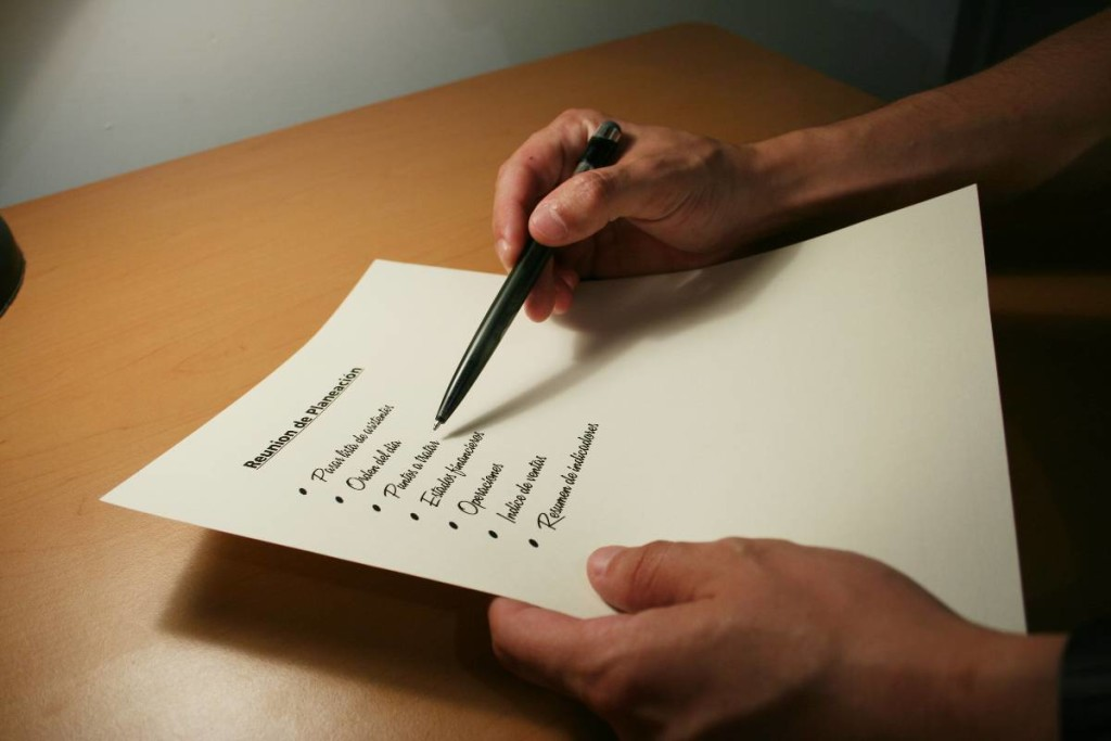 Elabora tu lista de propósitos de Año Nuevo