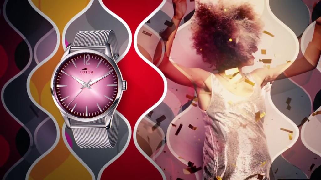 Reloj lotus revival Mujer