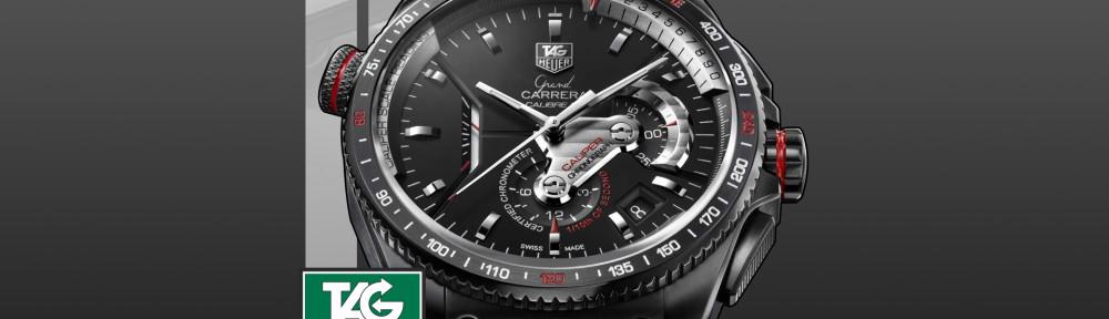 Los relojes TAG Heuer tienen un gran prestigio