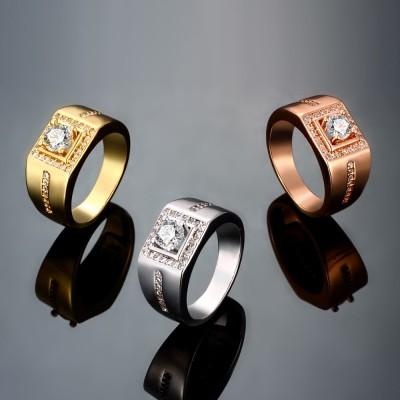 anillos para hombre