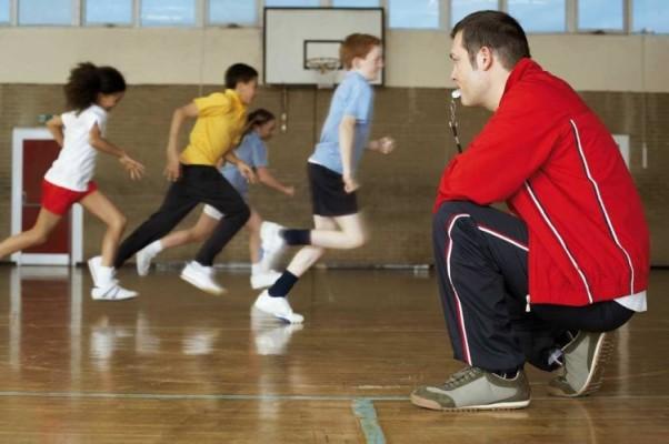 educación física niños joyas