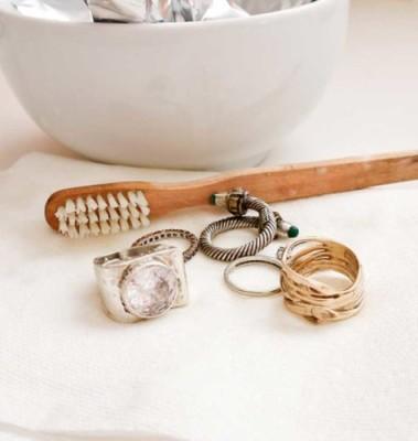 joyas secar paño